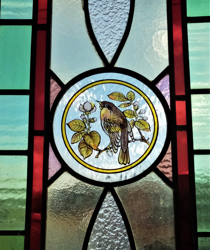Etched, Brilliant Cut and Painted Glass services in Bristol